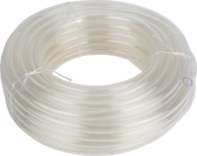 LIFEPLAST 0.5 Inch 30 meter Transparent Flexible Hose Pipe