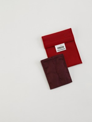 FRIO MINI-INSULIN-COOLING-POUCH-RED Cold Pack