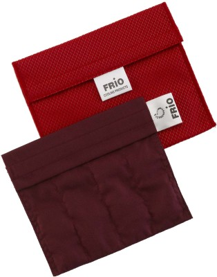 Frio EXTRALARGE-INSULIN-COOLING-POUCH-RED Cold Pack
