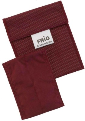 FRIO MINI-INSULIN-COOLING-POUCH-MAROON Cold Pack