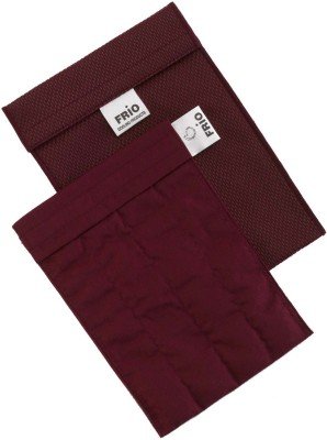 Frio EXTRALARGE-INSULIN-COOLING-POUCH-MAROON Cold Pack