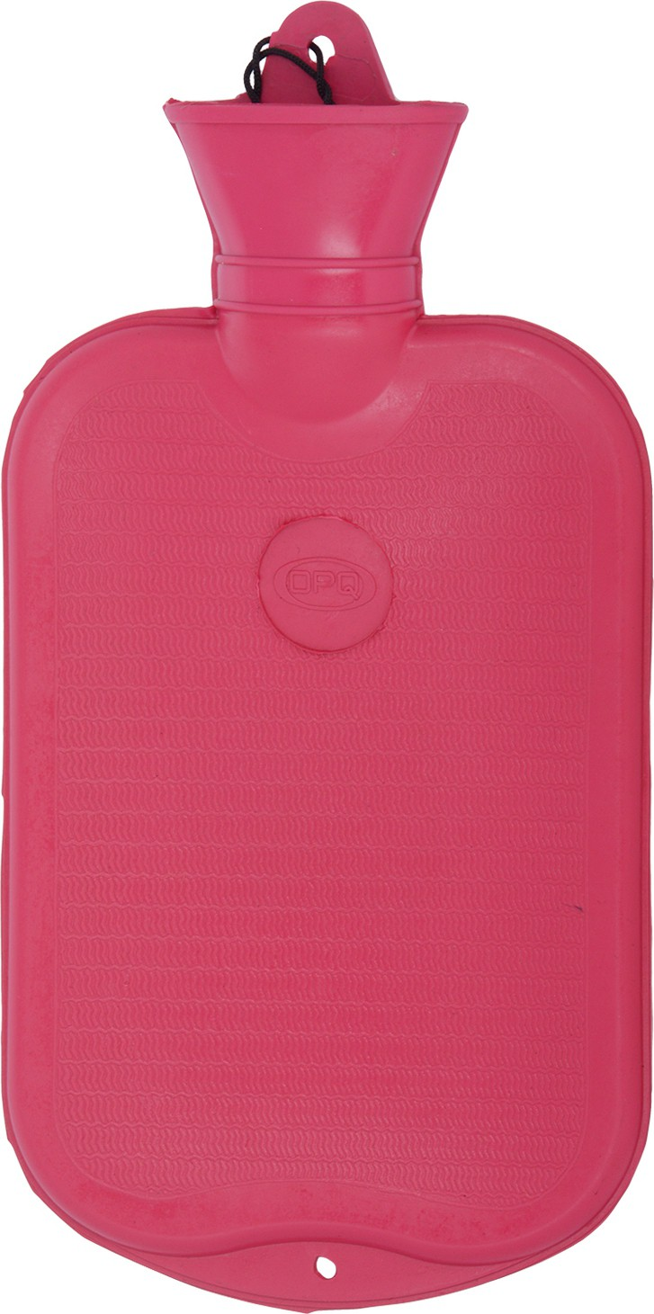 OPQ Comfort Non-electric 2000 ml Hot Water Bag(Red)
