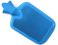 Coronation Hospital Plain Non-electric 2 L Hot Water Bag(Blue)