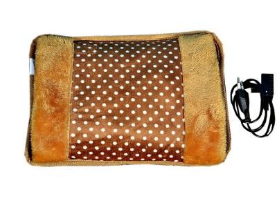 Nrtrading Velvet Pocket Water Bag With Fur Electric 1.5 L Hot Water Bag(Multicolor) at flipkart