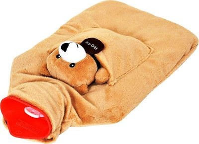 Equinox Teddy Bear Non Electrical 2.5 L Hot Water Bag