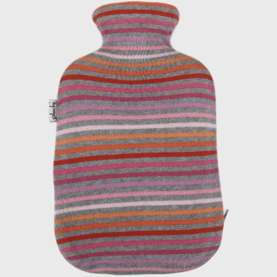 Pluchi Multistrepen Hot Water Bottle Cover Non-Electrical 2 L Hot Water Bag