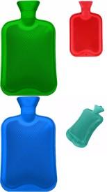 3P Kart Dolphin Super Comfort Non Electric 1.75 L Hot Water Bag(Multi-color)