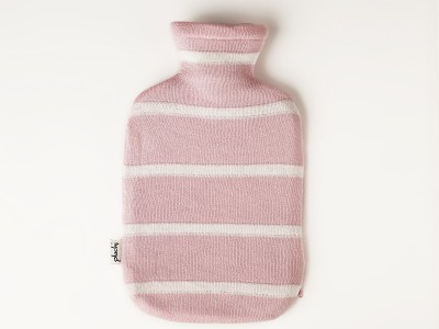 Pluchi Broad Strepen Hot Water Bottle Cover Non-Electrical 2 L Hot Water Bag