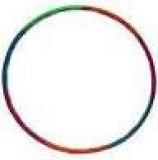 hulla hoop Hula Hoop (Diameter - 75 cm)