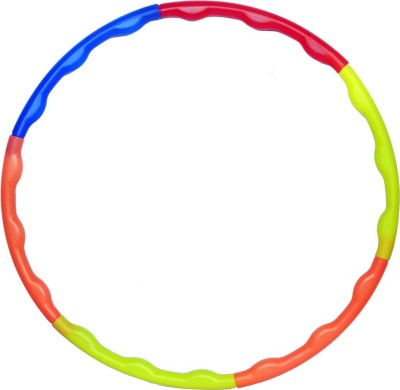 THE UNIVERSE SPORTS Collapsible ZIG-ZAG Exercise Ring 30