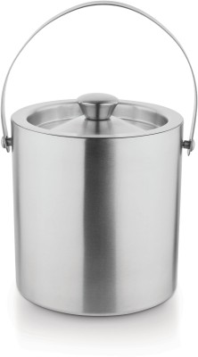 Classic Essentials Stainless Steel Ice Bucket(Silver)