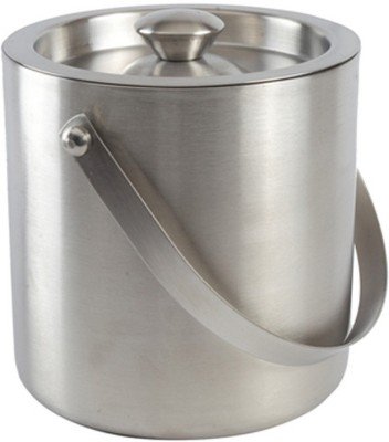 Scrazy Classic Ice Bucket - 1 Litre Stainless Steel Ice Bucket