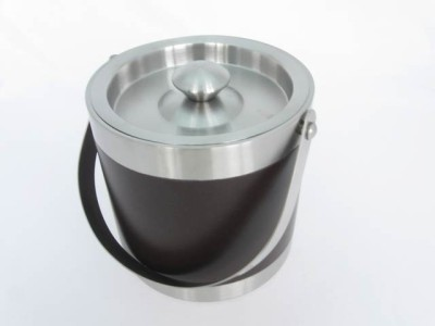 Lilac Matte Coloured Stainless Steel Ice Bucket