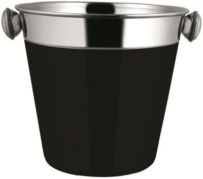 Casa Basic Steel Ice Bucket(Black)