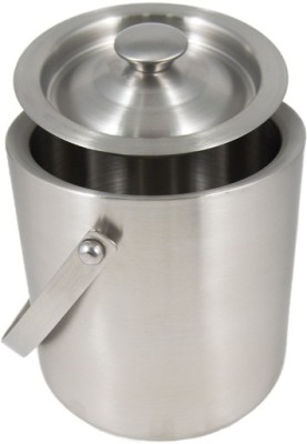 Ideal home Double Wall Ice Bucket Stainless Steel Ice Bucket