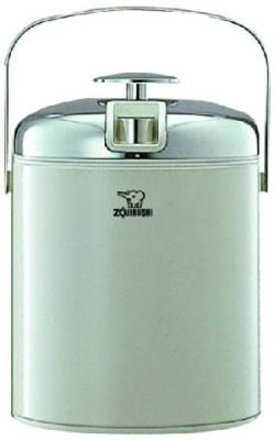 Zojirushi Stainless Steel Ice Bucket(White 1.3 L)