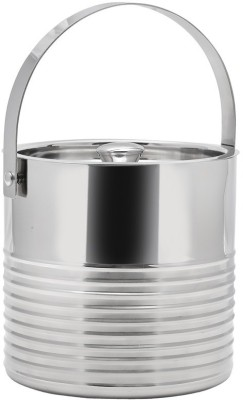 Mango Orchard Double Walled Two Tone Stainless Steel Ice Bucket