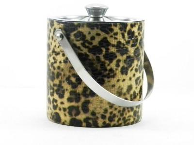 GAARV Cheetah Ice Bucket Stainless Steel Ice Bucket(Multicolor 1.9 L)