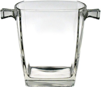 State of the Art Glass Ice Bucket(Clear 1.2 L)