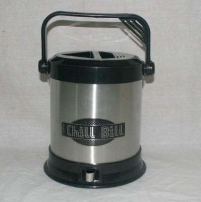 Jaypee Stainless Steel Ice Bucket(Black)