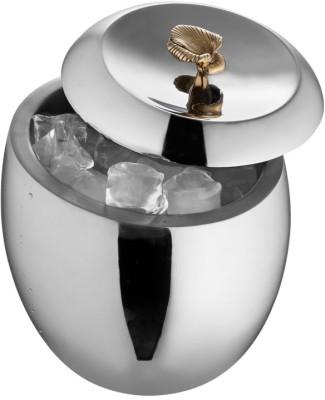 Arttdinox Mushroom Range Stainless Steel Ice Bucket(Steel)