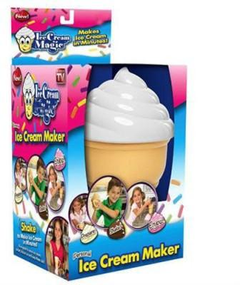 Shrih 50 ml Manual Ice Cream Maker(Multicolor)