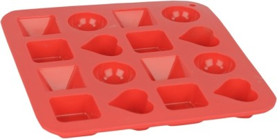 Seven Seas Mix Red Silicone Ice Cube Tray