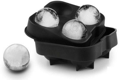 3DS Black Silicone Ice Ball Maker