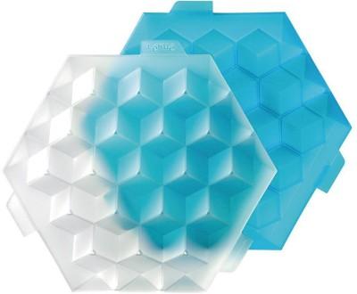 Lekue Blue Polypropylene Ice Cube Tray