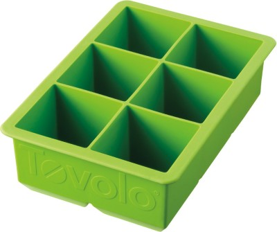 Tovolo King Green Silicone Ice Cube Tray