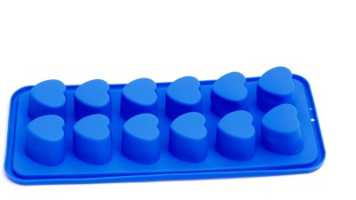 SNYTER Blue Silicone Ice Cube Tray