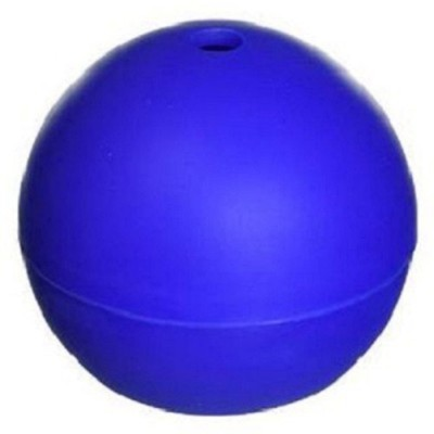 exciting Lives Death Star Blue Silicone Ice Ball Maker