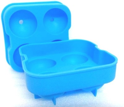 Devnow Blue Silicone Ice Cube Tray