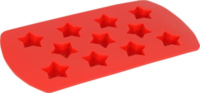 Seven Seas Star Red Silicone Ice Cube Tray