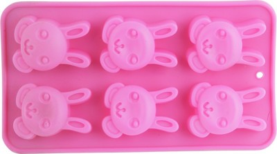 Curie Pink Silicone Ice Cube Tray