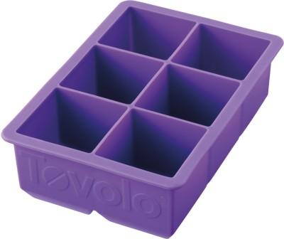 Tovolo Purple Silicone Ice Cube Tray