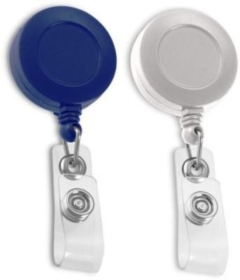 FINDSTUFF Plastic ID Badge Reel(Pack of 2)