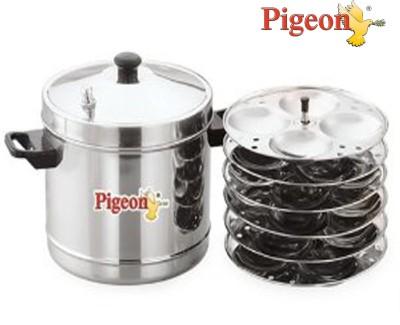 Pigeon Induction & Standard Idli Maker(6 Plates )