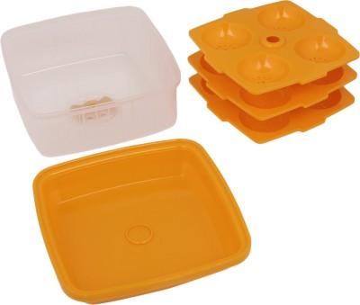 Navisha Solid Charm Standard Idli Maker(3 Plates , 12 Idlis )