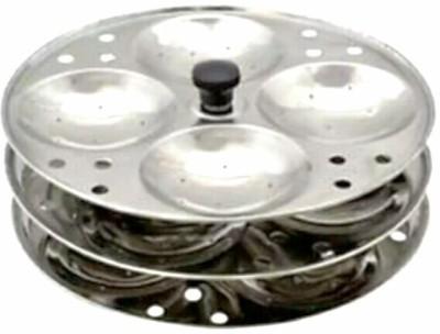 Rituraj Stainless steel Idly stand 3 plates 12 idlies Standard Idli Maker(3 Plates , 12 Idlis )