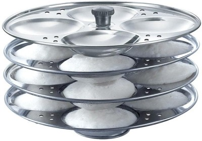 Anantha Alluminium plates Standard Idli Maker