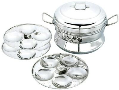 Rituraj Small special Standard Idli Maker(3 Plates , 13 Idlis )
