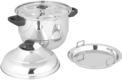Premium Induction & Standard Idli Maker(4 Plates , 20 Idlis )