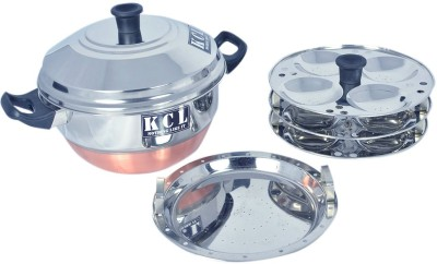 KCL Standard Idli Maker(4 Plates )