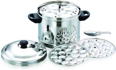 Premium 6-Plates Idly Cooker Induction & Standard Idli Maker(6 Plates , 24 Idlis )