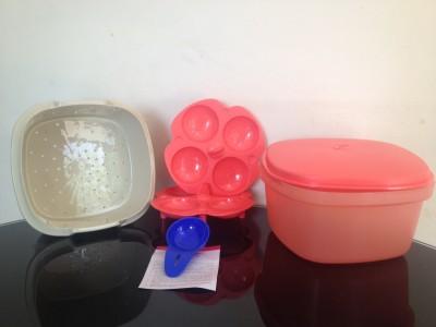 Tupperware Microwave Idli Maker