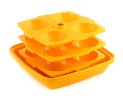 HAANS Microwave Idli Maker