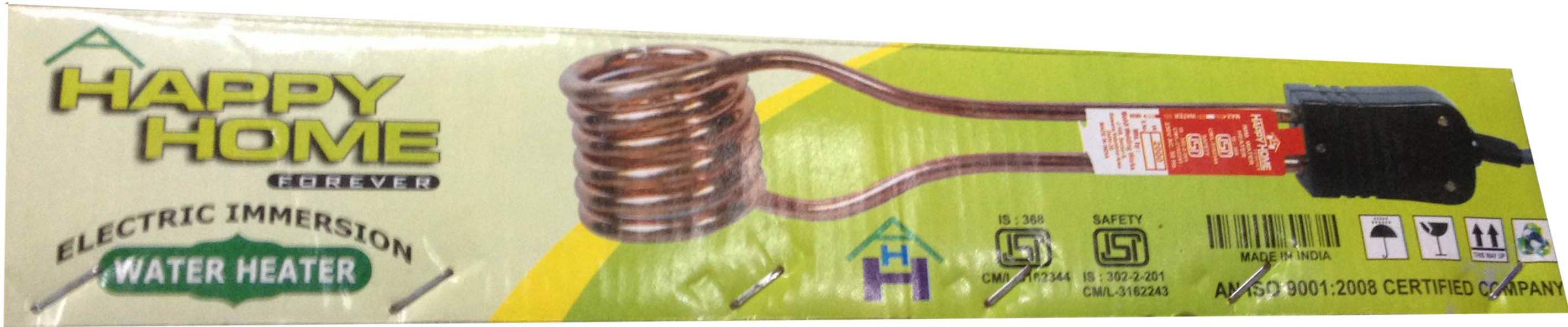 Happy Home ih-15 1500 W Immersion Heater Rod(Water)