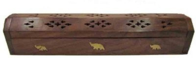 Onlineshoppee Wooden Incense Holder