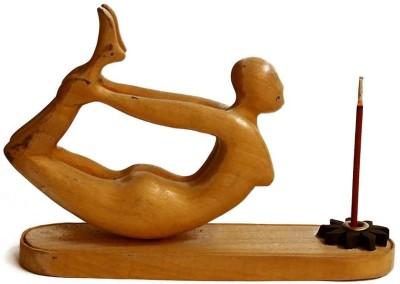 Advent Crafts Wooden Incense Holder
